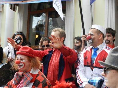 День дурака в Одессе пройдет без шествия, но с «Комедиадой»