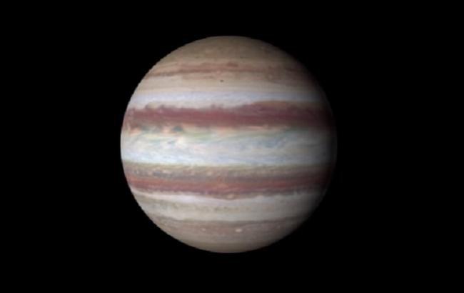 В NASA создали ролик из фотографий Юпитера с телескопа Хаббл (видео)