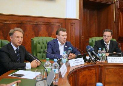 """В НУ """"ОЮА"""" состоялось обсуждение проекта изменений в Конституции Украины в части правосудия"""