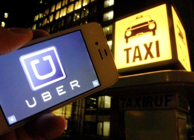 Проект'Uber- альтернатива украинскому такси