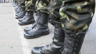высшие военные чины: