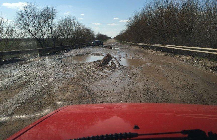 Марушевская сообщила , сколько поступит наремонт дороги  Одесса-Рени