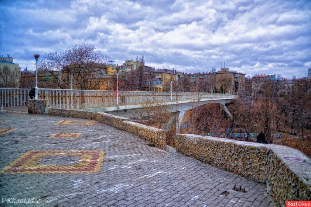 одесса фото тещин мост