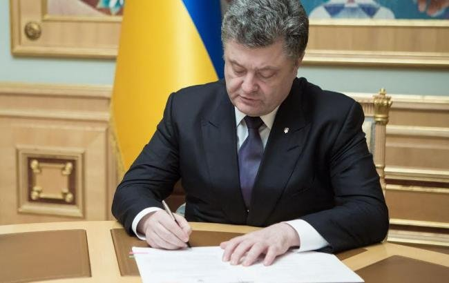 Президент подписал закон окооперации украинских авиастроителей сзарубежными партнерами