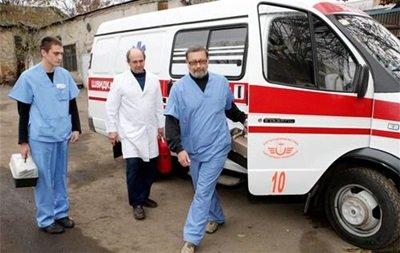 Украинские реформы «угробят» здравоохранение— Катафалк изскорой