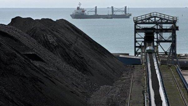 В государство Украину доставили уголь изЮАР