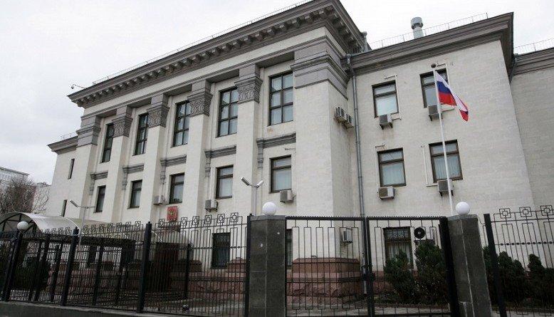Русские выборы немыслимы даже вдипучреждениях,— МИД Украины