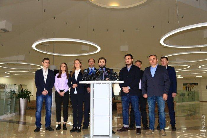 Саакашвили обвинил Порошенко внамерении отнять его гражданства