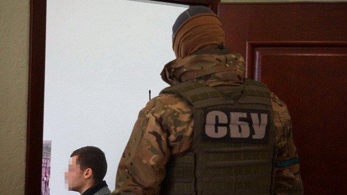 Двое чиновников военного фирмы задержаны завымогательство $900 тыс— СБУ