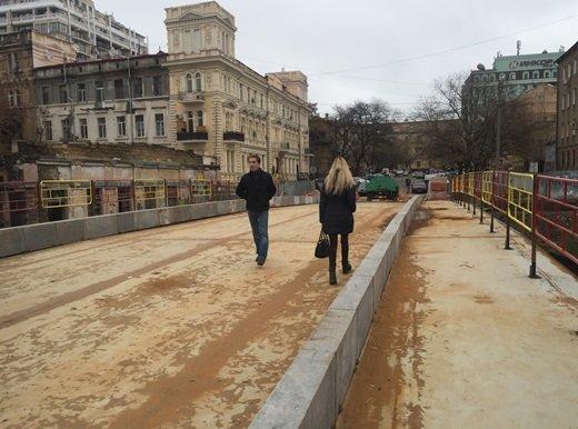 Завтра мост Коцебу откроют для автомобильного транспорта